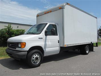 2005 Ford E-350 Super Duty Diesel Commercial Box Truck