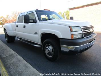 2007 Chevrolet Silverado 3500 Classic LS 6.6 Duramax Diesel Dually 4X4 Crew Cab Long Bed - Photo 11 - Richmond, VA 23237
