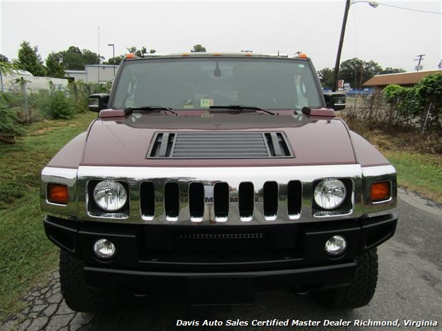 2006 Hummer H2 Luxury Edition 4X4 e Owner Low Mileage SUV