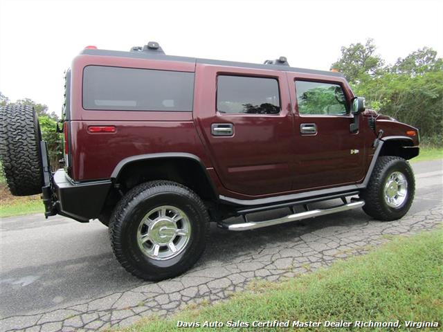 2006 hummer h2 luxury edition 4x4 one owner low mileage suv. Black Bedroom Furniture Sets. Home Design Ideas