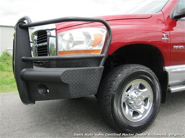 2006 Dodge Ram 3500 SLT 5.9 Cummins Turbo Diesel 4X4 Mega Cab Flat Bed - Photo 22 - Richmond, VA 23237