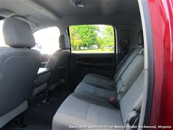 2006 Dodge Ram 3500 SLT 5.9 Cummins Turbo Diesel 4X4 Mega Cab Flat Bed - Photo 27 - Richmond, VA 23237