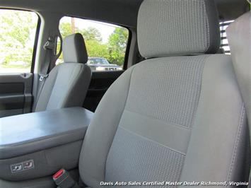 2006 Dodge Ram 3500 SLT 5.9 Cummins Turbo Diesel 4X4 Mega Cab Flat Bed - Photo 16 - Richmond, VA 23237