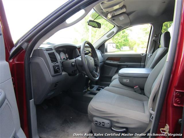 2006 Dodge Ram 3500 SLT 5.9 Cummins Turbo Diesel 4X4 Mega Cab Flat Bed - Photo 7 - Richmond, VA 23237