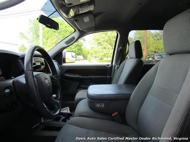 2006 Dodge Ram 3500 SLT 5.9 Cummins Turbo Diesel 4X4 Mega Cab Flat Bed - Photo 15 - Richmond, VA 23237