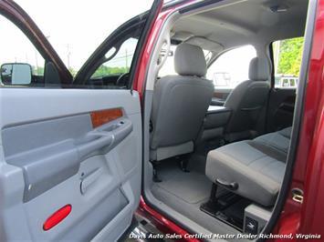 2006 Dodge Ram 3500 SLT 5.9 Cummins Turbo Diesel 4X4 Mega Cab Flat Bed - Photo 26 - Richmond, VA 23237
