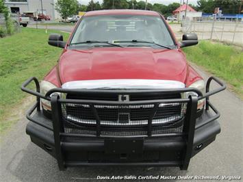 2006 Dodge Ram 3500 SLT 5.9 Cummins Turbo Diesel 4X4 Mega Cab Flat Bed - Photo 20 - Richmond, VA 23237