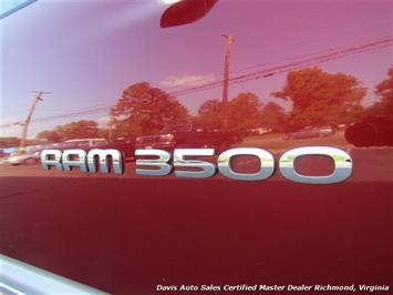 2006 Dodge Ram 3500 SLT 5.9 Cummins Turbo Diesel 4X4 Mega Cab Flat Bed - Photo 30 - Richmond, VA 23237