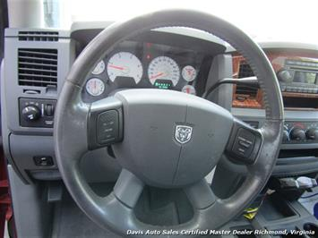 2006 Dodge Ram 3500 SLT 5.9 Cummins Turbo Diesel 4X4 Mega Cab Flat Bed - Photo 17 - Richmond, VA 23237