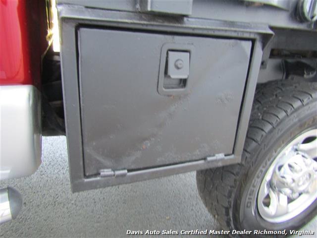 2006 Dodge Ram 3500 SLT 5.9 Cummins Turbo Diesel 4X4 Mega Cab Flat Bed - Photo 32 - Richmond, VA 23237
