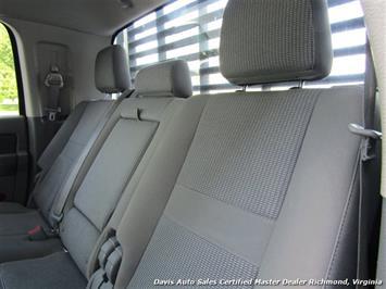 2006 Dodge Ram 3500 SLT 5.9 Cummins Turbo Diesel 4X4 Mega Cab Flat Bed - Photo 34 - Richmond, VA 23237
