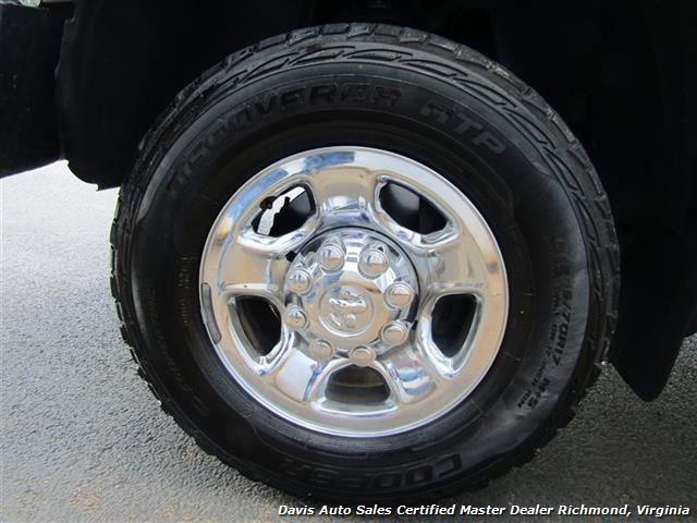 2006 Dodge Ram 3500 SLT 5.9 Cummins Turbo Diesel 4X4 Mega Cab Flat Bed - Photo 9 - Richmond, VA 23237