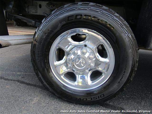 2006 Dodge Ram 3500 SLT 5.9 Cummins Turbo Diesel 4X4 Mega Cab Flat Bed - Photo 28 - Richmond, VA 23237