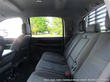 2006 Dodge Ram 3500 SLT 5.9 Cummins Turbo Diesel 4X4 Mega Cab Flat Bed - Photo 33 - Richmond, VA 23237