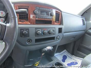 2006 Dodge Ram 3500 SLT 5.9 Cummins Turbo Diesel 4X4 Mega Cab Flat Bed - Photo 25 - Richmond, VA 23237