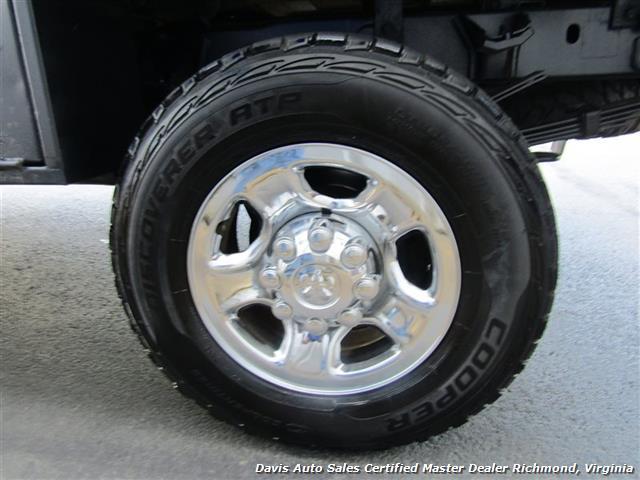 2006 Dodge Ram 3500 SLT 5.9 Cummins Turbo Diesel 4X4 Mega Cab Flat Bed - Photo 19 - Richmond, VA 23237