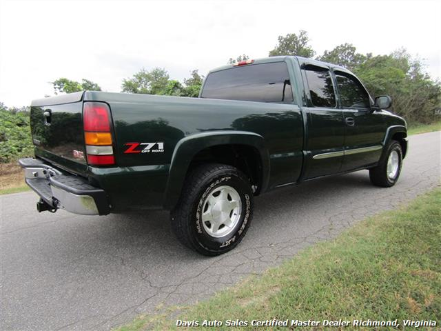 2004 gmc sierra 1500 sle z71 4x4 quad extended cab short. Black Bedroom Furniture Sets. Home Design Ideas