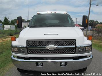 2005 Chevrolet C4500 Kodiak Duramax Diesel Crew Cab Hauler - Photo 3 - Richmond, VA 23237