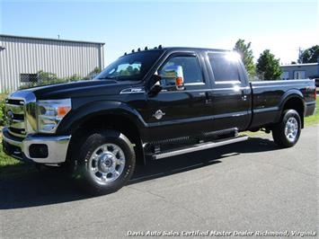 2013 Ford F-350 Super Duty Lariat 6.7 Diesel 4X4 Crew Cab Long Bed Truck