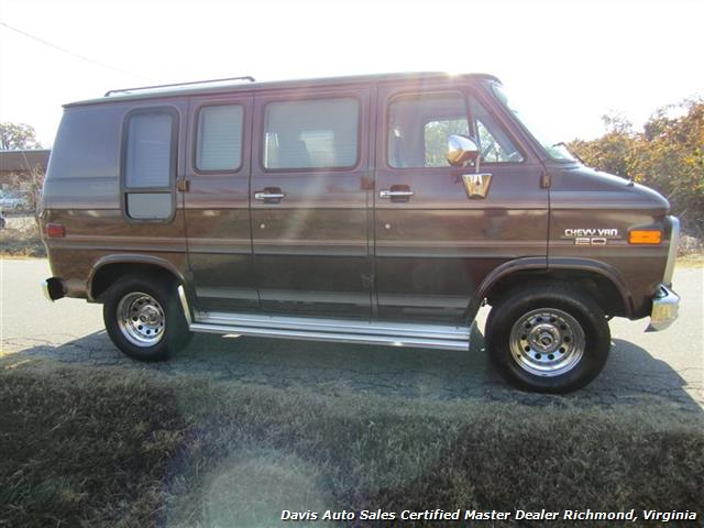 1993 Chevrolet Express G20 Mark Iii Low Top Conversion