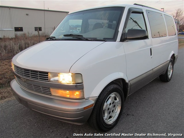 2005 chevrolet astro lt edition passenger van. Black Bedroom Furniture Sets. Home Design Ideas