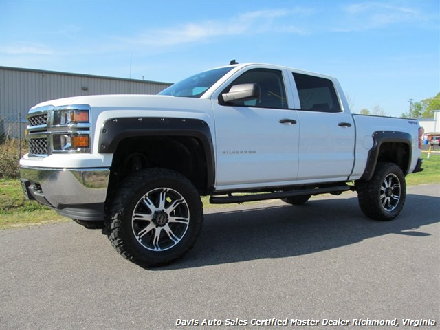 Monthly Payment For Chevy 2014 Lifted Truck Autos Post