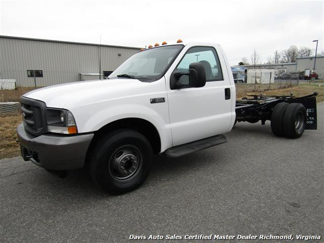 2003 Ford F-350 Super Duty XL Regular Cab Chassis Dually - Photo 1 - Richmond, VA 23237