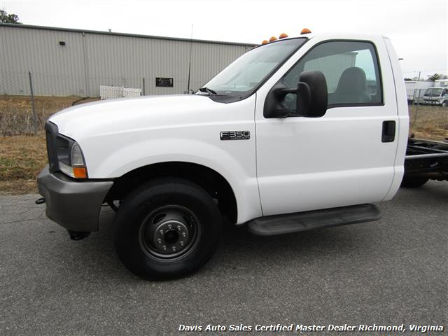 2003 Ford F-350 Super Duty XL Regular Cab Chassis Dually - Photo 2 - Richmond, VA 23237