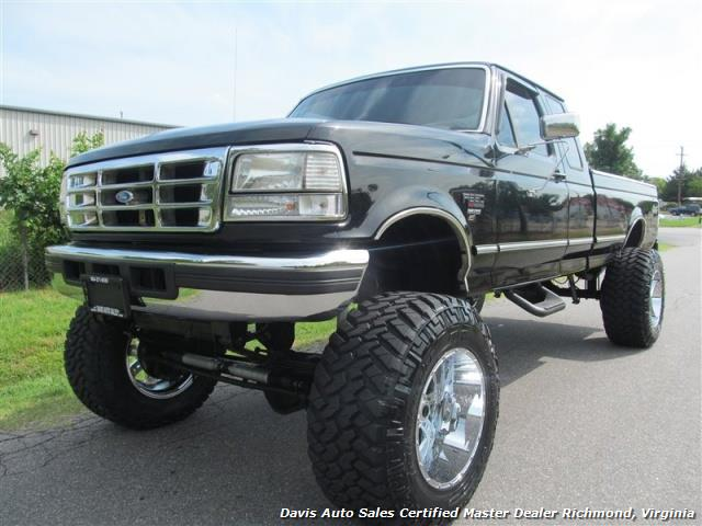 davis auto sales photos for 1996 ford f 250 xlt 7 3 powerstroke diesel lifted 4x4 extended cab. Black Bedroom Furniture Sets. Home Design Ideas
