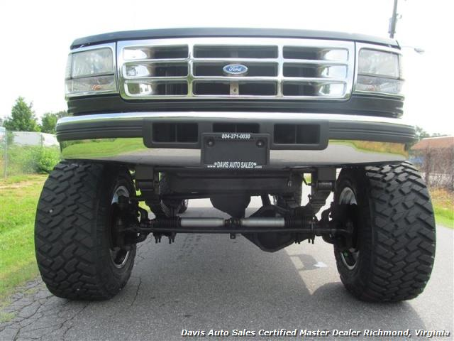 6 Door Truck >> Davis Auto Sales - Photos for 1996 Ford F-250 XLT 7.3 Powerstroke Diesel Lifted 4X4 Extended Cab