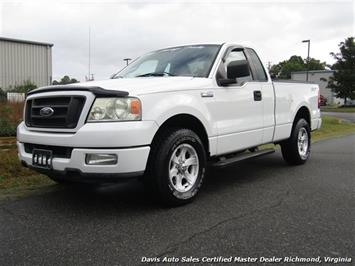 2004 Ford F-150 STX Triton Regular Cab Short Bed Truck
