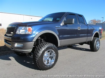 2004 Ford F-150 XLT FX4 4dr SuperCab Truck