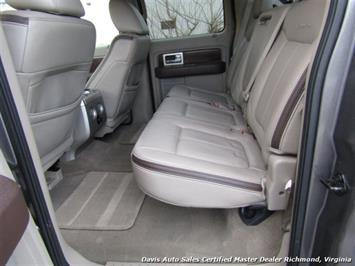 2009 Ford F-150 Platinum Lariat 4X4 Crew Cab Short Bed - Photo 21 - Richmond, VA 23237