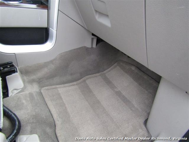 2009 Ford F-150 Platinum Lariat 4X4 Crew Cab Short Bed - Photo 25 - Richmond, VA 23237