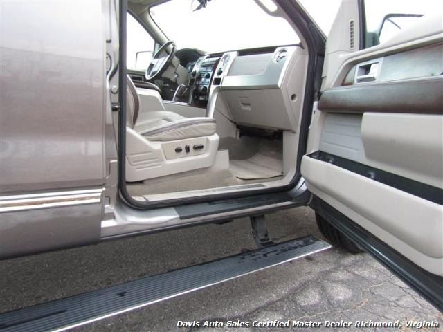 2009 Ford F-150 Platinum Lariat 4X4 Crew Cab Short Bed - Photo 24 - Richmond, VA 23237