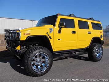 2003 Hummer H2 Adventure Series Lifted 4dr SUV