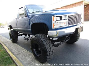 1989 Chevrolet Silverado C K 1500 4X4 Lifted Solid Axle Regular Cab Long Bed - Photo 10 - Richmond, VA 23237