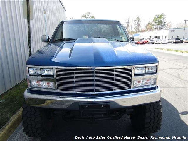 1989 Chevrolet Silverado C K 1500 4X4 Lifted Solid Axle Regular Cab Long Bed - Photo 15 - Richmond, VA 23237