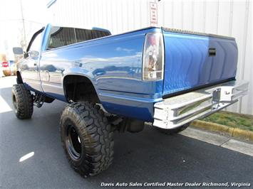 1989 Chevrolet Silverado C K 1500 4X4 Lifted Solid Axle Regular Cab Long Bed - Photo 22 - Richmond, VA 23237