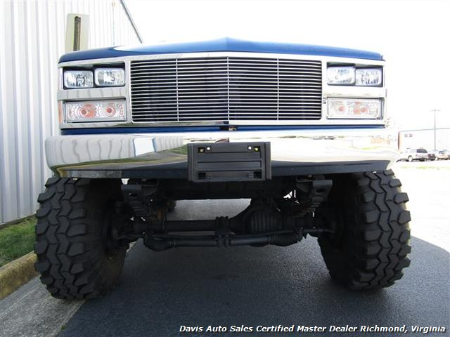 1989 Chevrolet Silverado C K 1500 4X4 Lifted Solid Axle Regular Cab Long Bed - Photo 14 - Richmond, VA 23237