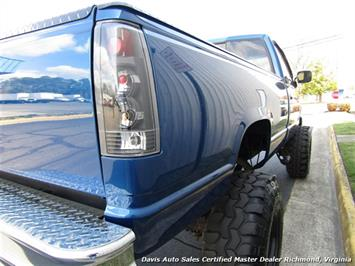 1989 Chevrolet Silverado C K 1500 4X4 Lifted Solid Axle Regular Cab Long Bed - Photo 17 - Richmond, VA 23237