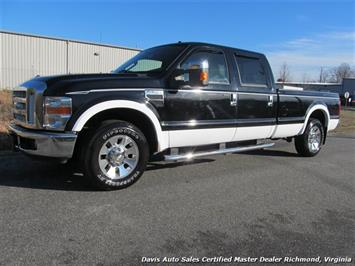 2008 Ford F-350 Super Duty Lariat Crew Cab Long Bed Truck