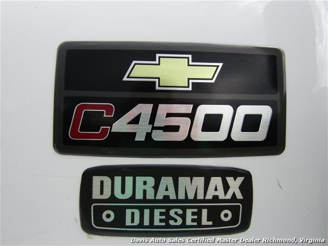 2008 Chevrolet C4500 Kodiak/Topkick Duramax Diesel Regular Cab Flat Bed Utility Work - Photo 10 - Richmond, VA 23237