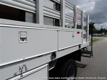 2008 Chevrolet C4500 Kodiak/Topkick Duramax Diesel Regular Cab Flat Bed Utility Work - Photo 29 - Richmond, VA 23237