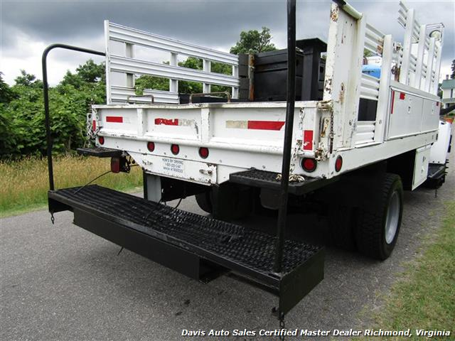 2008 Chevrolet C4500 Kodiak/Topkick Duramax Diesel Regular Cab Flat Bed Utility Work - Photo 16 - Richmond, VA 23237