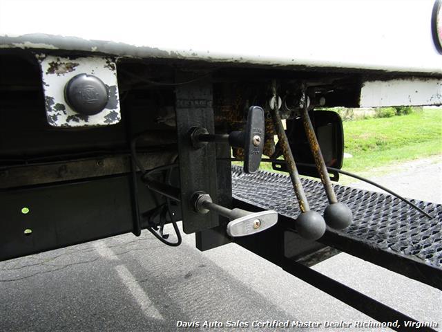 2008 Chevrolet C4500 Kodiak/Topkick Duramax Diesel Regular Cab Flat Bed Utility Work - Photo 27 - Richmond, VA 23237
