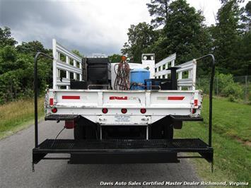 2008 Chevrolet C4500 Kodiak/Topkick Duramax Diesel Regular Cab Flat Bed Utility Work - Photo 17 - Richmond, VA 23237