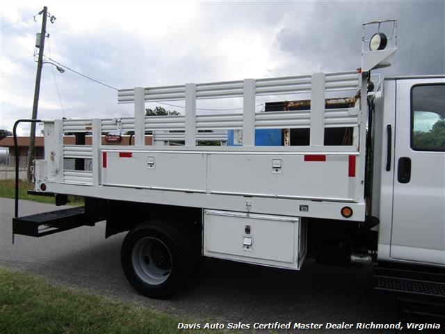 2008 Chevrolet C4500 Kodiak/Topkick Duramax Diesel Regular Cab Flat Bed Utility Work - Photo 13 - Richmond, VA 23237