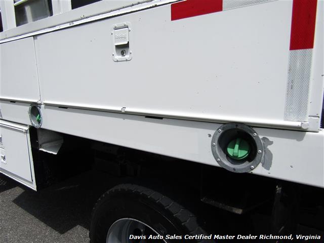 2008 Chevrolet C4500 Kodiak/Topkick Duramax Diesel Regular Cab Flat Bed Utility Work - Photo 28 - Richmond, VA 23237