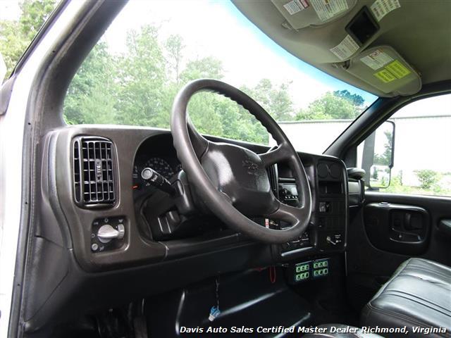 2008 Chevrolet C4500 Kodiak/Topkick Duramax Diesel Regular Cab Flat Bed Utility Work - Photo 8 - Richmond, VA 23237